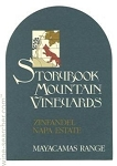 2010 Storybook Mountain Vineyards Mayacamas Range Zinfandel