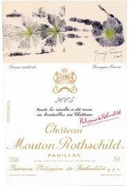 2003 Chateau Mouton Rothschild