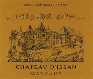 2005 Chateau d'Issan 96!
