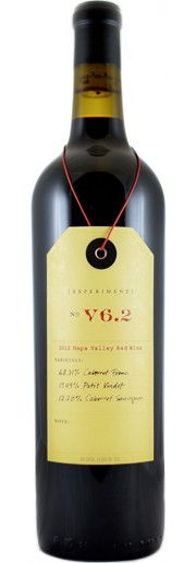 2012 Ovid Experiment V6.2 Red Blend