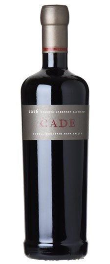 2017 Cade Reserve Howell Mountain Cabernet