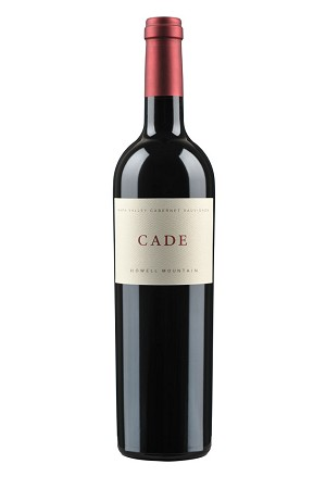 2016 Cade Estate Howell Mountain Cabernet 96+pts