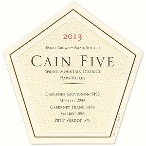 2006 Cain Five