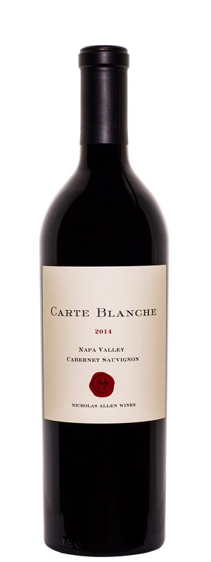 2015 Carte Blanche Proprietary Red 98pts!