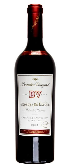 2014 Beaulieu Vineyard BV Georges de Latour Private Reserve Cabernet Sauvignon