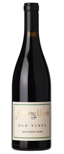 2017 Arterberry Maresh Old Vines Pinot Noir 96pts