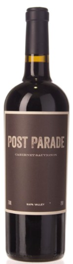 2016 Post Parade Cabernet Sauvignon 95!