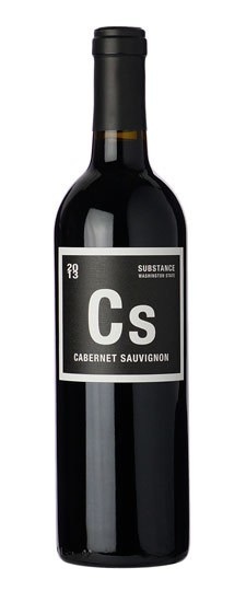 2016 Substance Powerline Cabernet 95pts