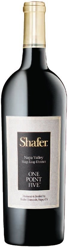 2015 Shafer Hillside Select Cabernet 98+