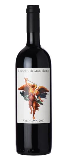 2010 Valdicava Brunello Di Montalcino 99pts